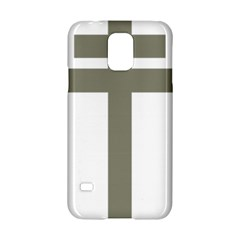 Cross Of Lorraine  Samsung Galaxy S5 Hardshell Case  by abbeyz71