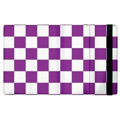Pattern Apple Ipad 2 Flip Case by Valentinaart