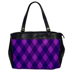 Pattern Office Handbags by Valentinaart