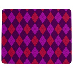 Plaid Pattern Jigsaw Puzzle Photo Stand (rectangular) by Valentinaart