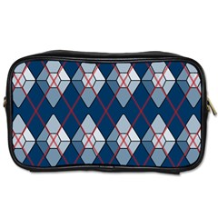 Diamonds And Lasers Argyle  Toiletries Bags 2 Side by emilyzragz