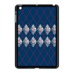 Diamonds And Lasers Argyle  Apple Ipad Mini Case (black) by emilyzragz