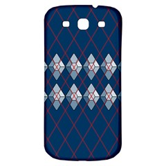 Diamonds And Lasers Argyle  Samsung Galaxy S3 S Iii Classic Hardshell Back Case by emilyzragz
