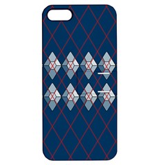 Diamonds And Lasers Argyle  Apple Iphone 5 Hardshell Case With Stand by emilyzragz