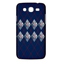 Diamonds And Lasers Argyle  Samsung Galaxy Mega 5 8 I9152 Hardshell Case  by emilyzragz