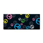 Peace & Love Pattern Cosmetic Storage Cases