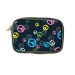 Peace & Love Pattern Coin Purse
