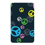 Peace & Love Pattern Memory Card Reader