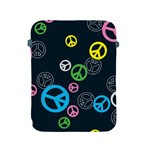 Peace & Love Pattern Apple iPad 2/3/4 Protective Soft Cases