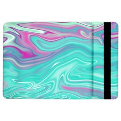 Iridescent Marble Pattern Ipad Air 2 Flip by tarastyle