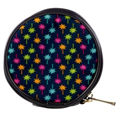 Funny Palm Tree Pattern Mini Makeup Bags by tarastyle