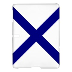 Saint Andrew s Cross Samsung Galaxy Tab S (10 5 ) Hardshell Case  by abbeyz71