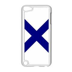 Saint Andrew s Cross Apple Ipod Touch 5 Case (white) by abbeyz71