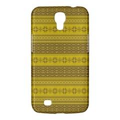 Pattern Samsung Galaxy Mega 6 3  I9200 Hardshell Case by Valentinaart