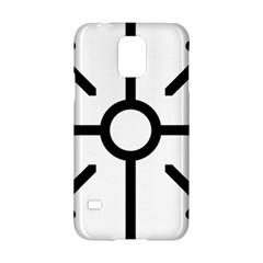 Coptic Cross Samsung Galaxy S5 Hardshell Case  by abbeyz71