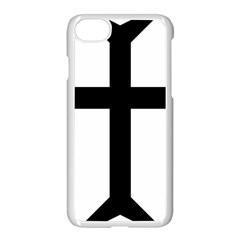 Eastern Syriac Cross Apple Iphone 7 Seamless Case (white) by abbeyz71