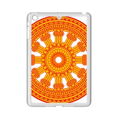 Dharmacakra Ipad Mini 2 Enamel Coated Cases by abbeyz71