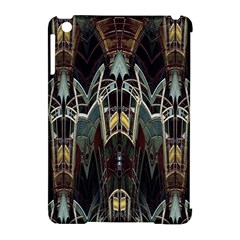 Urban Industrial Rust Grunge Apple Ipad Mini Hardshell Case (compatible With Smart Cover) by CrypticFragmentsDesign