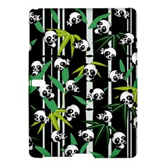 Satisfied And Happy Panda Babies On Bamboo Samsung Galaxy Tab S (10 5 ) Hardshell Case  by EDDArt
