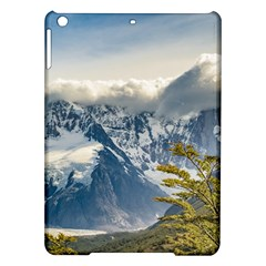 Snowy Andes Mountains, El Chalten Argentina Ipad Air Hardshell Cases by dflcprints