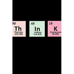 Think   Chemistry 5 5  X 8 5  Notebooks by Valentinaart