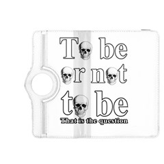 To Be Or Not To Be Kindle Fire Hdx 8 9  Flip 360 Case by Valentinaart