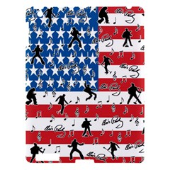 Elvis Presley Apple Ipad 3/4 Hardshell Case by Valentinaart