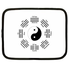 I Ching  Netbook Case (xl)  by Valentinaart