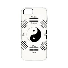 I Ching  Apple Iphone 5 Classic Hardshell Case (pc+silicone) by Valentinaart