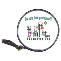 Chemistry Lab Classic 20 Cd Wallets by Valentinaart