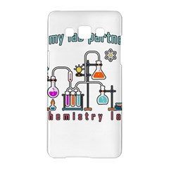 Chemistry Lab Samsung Galaxy A5 Hardshell Case  by Valentinaart