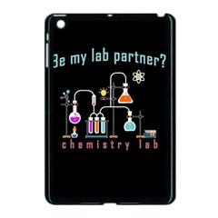 Chemistry Lab Apple Ipad Mini Case (black) by Valentinaart