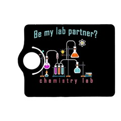 Chemistry Lab Kindle Fire Hd (2013) Flip 360 Case by Valentinaart