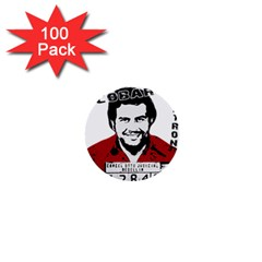 Pablo Escobar  1  Mini Buttons (100 Pack)  by Valentinaart