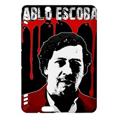 Pablo Escobar  Kindle Fire Hdx Hardshell Case by Valentinaart
