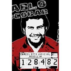 Pablo Escobar 5 5  X 8 5  Notebooks by Valentinaart