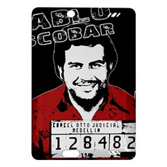 Pablo Escobar Amazon Kindle Fire Hd (2013) Hardshell Case by Valentinaart