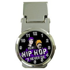 Real Hip Hop Never Die Money Clip Watches by Valentinaart