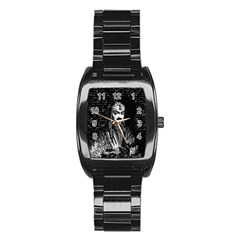 Attila The Hun Stainless Steel Barrel Watch by Valentinaart
