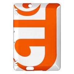 Om Symbol In Jainism  Kindle Fire Hdx Hardshell Case by abbeyz71