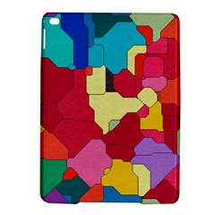 Colorful Leather Pieces       Samsung Galaxy Note 4 Hardshell Case by LalyLauraFLM