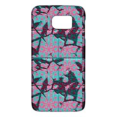Cracked Tiles       Htc One M9 Hardshell Case by LalyLauraFLM