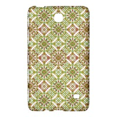 Colorful Stylized Floral Boho Samsung Galaxy Tab 4 (8 ) Hardshell Case  by dflcprints