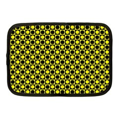 Friendly Retro Pattern I Netbook Case (medium)  by MoreColorsinLife
