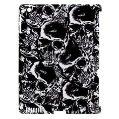 Skulls Pattern Apple Ipad 3/4 Hardshell Case (compatible With Smart Cover) by ValentinaDesign