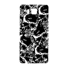 Skulls Pattern Samsung Galaxy Alpha Hardshell Back Case by ValentinaDesign
