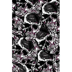 Skulls Pattern 5 5  X 8 5  Notebooks by ValentinaDesign