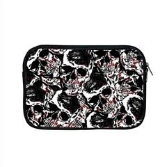 Skull Pattern Apple Macbook Pro 15  Zipper Case by ValentinaDesign
