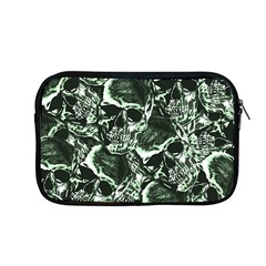 Skull Pattern Apple Macbook Pro 13  Zipper Case by ValentinaDesign