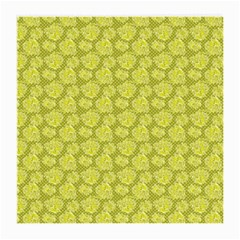 Floral Pattern Medium Glasses Cloth by ValentinaDesign